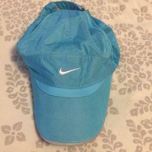 Dri-fit nike blue hat